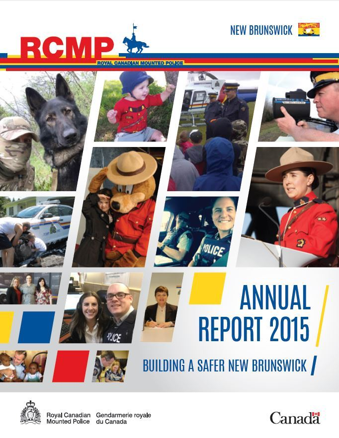 Codiac Rcmp Search For 2 Missing 14 Year Old Girls: RCMP In New Brunswick Annual Report 2015