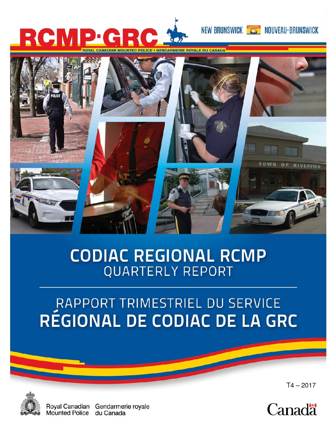 Codiac Rcmp Search For 2 Missing 14 Year Old Girls: APRC_4e Rapport_ Trimestriel